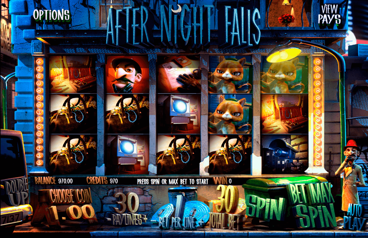 after night falls betsoft automat pa nett