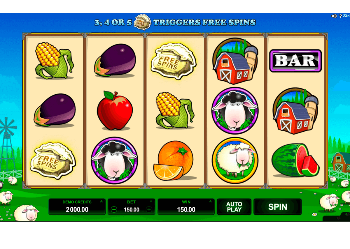 bar bar black sheep 5 reel microgaming automat pa nett