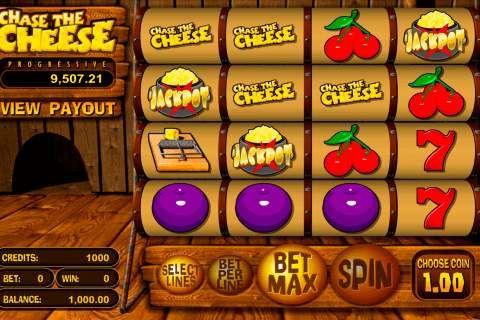 chase the cheese betsoft automat pa nett