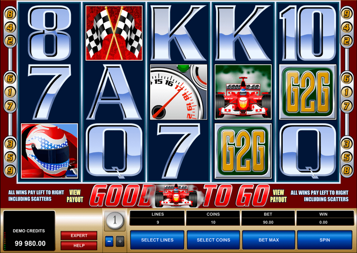 good to go microgaming automat pa nett