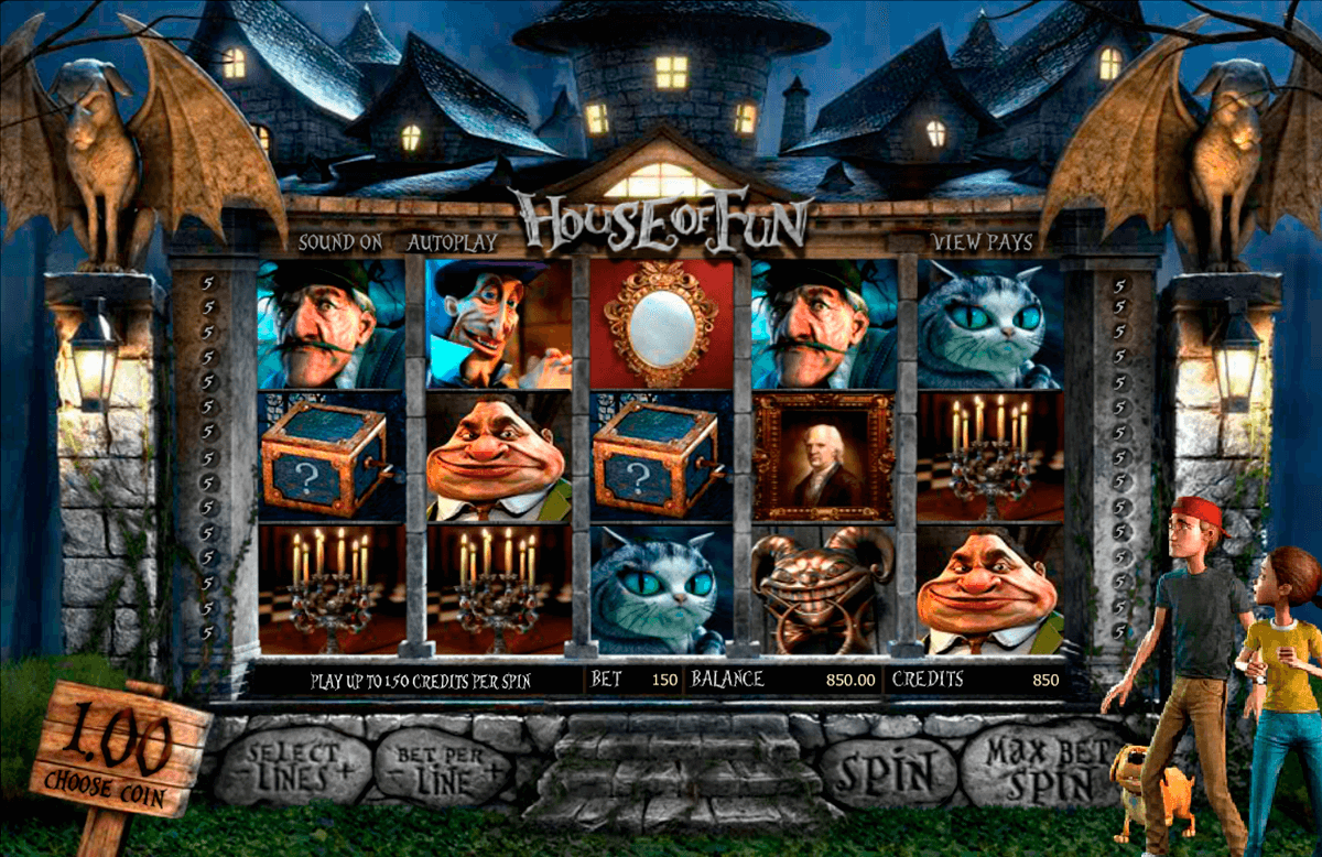 house of fun betsoft automat pa nett
