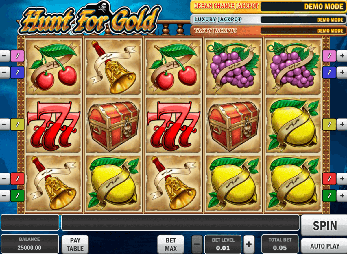 hunt for gold playn go automat pa nett