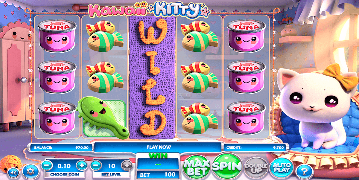 kawaii kitty betsoft automat pa nett