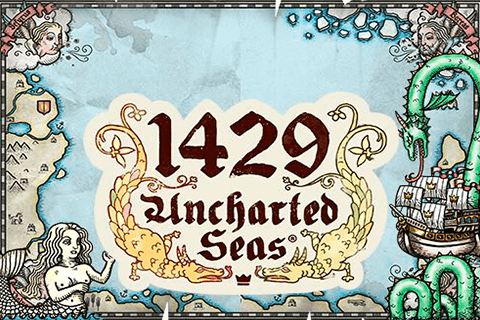 logo 1429 uncharted seas thunderkick spilleautomat
