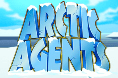 logo arctic agents microgaming spilleautomat