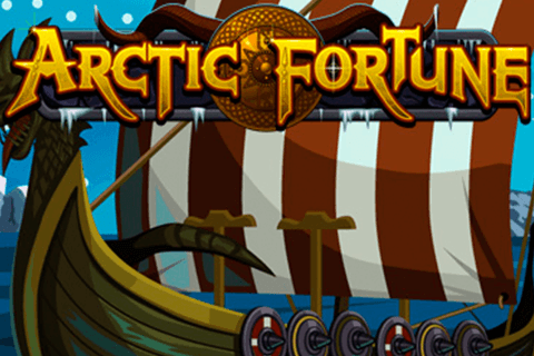 logo arctic fortune microgaming spilleautomat