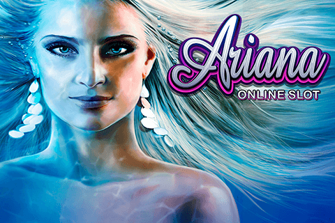 logo ariana microgaming spilleautomat