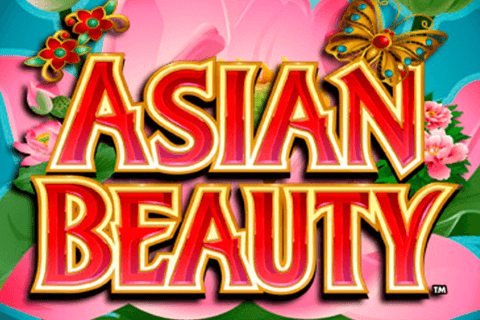logo asian beauty microgaming spilleautomat