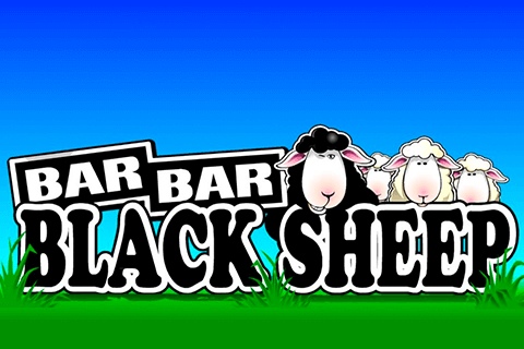 logo barbarblack sheep microgaming spilleautomat
