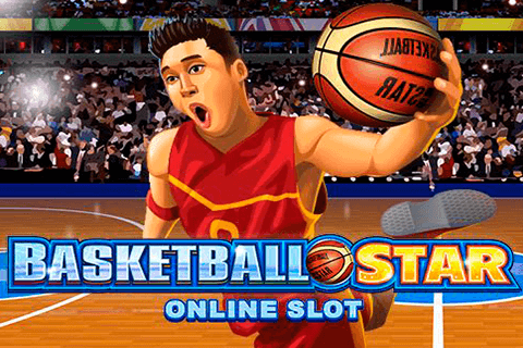logo basketball star microgaming spilleautomat