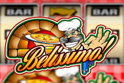 logo belissimo microgaming spilleautomat