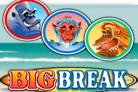 logo big break microgaming spilleautomat