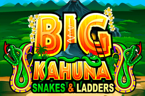 logo big kahuna snakes and ladders microgaming spilleautomat