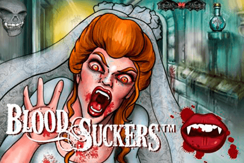 logo blood suckers netent spilleautomat