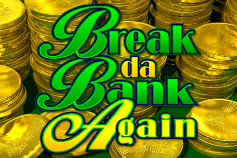 logo break da bank again microgaming spilleautomat