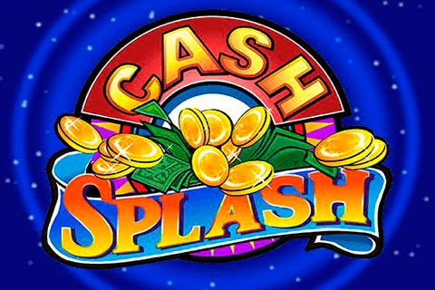 logo cashsplash video slot microgaming spilleautomat
