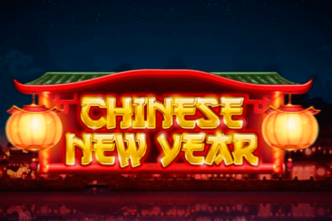logo chinese new year playn go spilleautomat