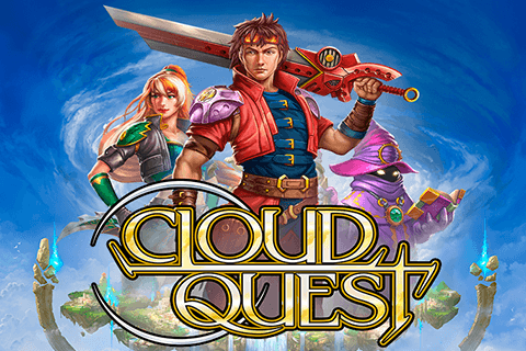 logo cloud quest playn go spilleautomat