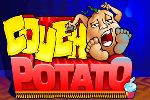 logo couch potato microgaming spilleautomat