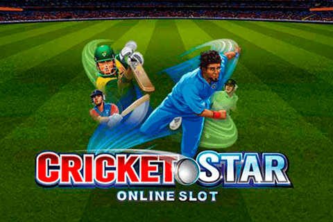 logo cricket star microgaming spilleautomat