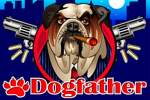 logo dogfather microgaming spilleautomat