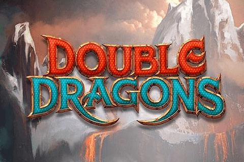 logo double dragons yggdrasil spilleautomat