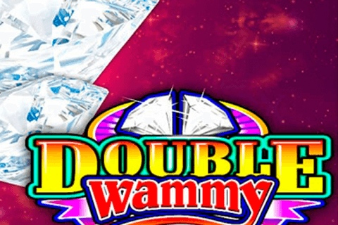 logo double wammy microgaming spilleautomat