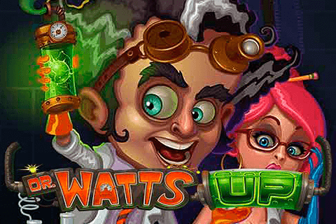 logo dr watts up microgaming spilleautomat