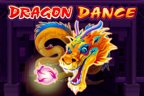 logo dragon dance microgaming spilleautomat