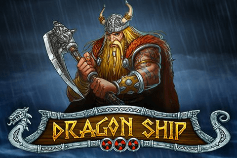 logo dragon ship playn go spilleautomat