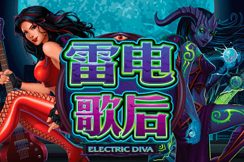 logo electric diva microgaming spilleautomat