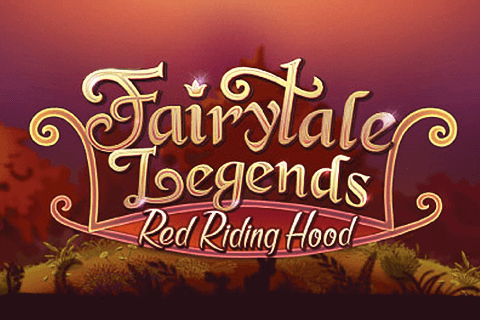 logo fairytale legends red riding hood netent spilleautomat