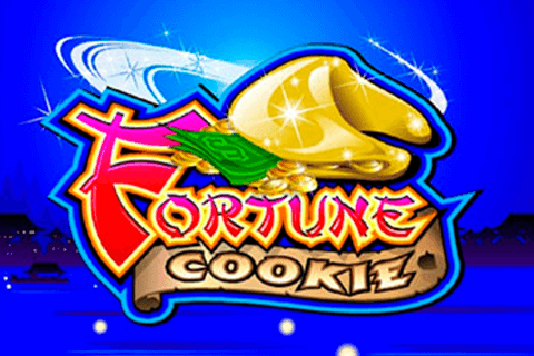 logo fortune cookie microgaming spilleautomat