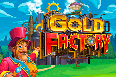 logo gold factory microgaming spilleautomat