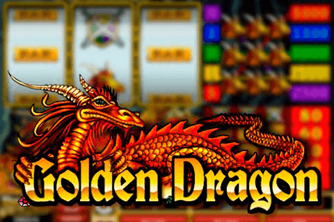 logo golden dragon microgaming spilleautomat