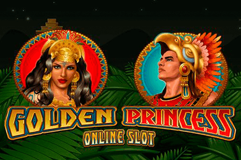 logo golden princess microgaming spilleautomat
