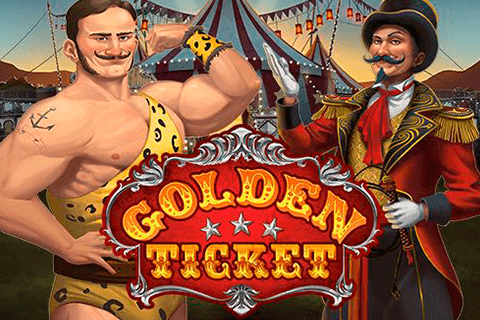 logo golden ticket playn go spilleautomat