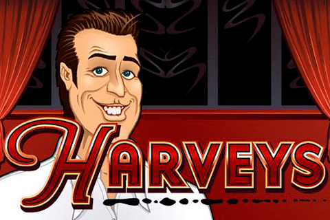 logo harveys microgaming spilleautomat