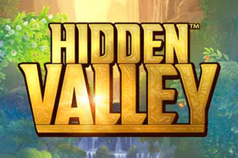 logo hidden valley quickspin spilleautomat