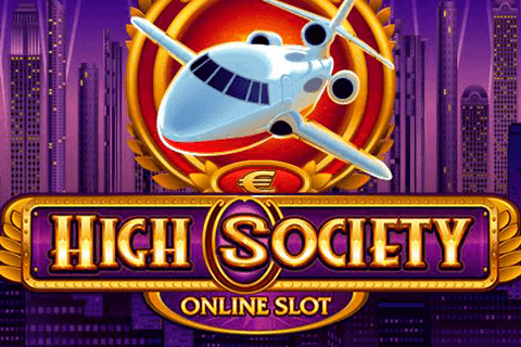 logo high society microgaming spilleautomat