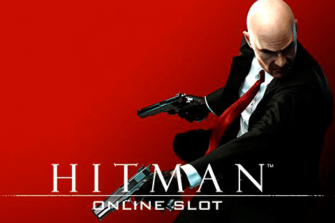 logo hitman microgaming spilleautomat