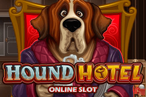 logo hound hotel microgaming spilleautomat