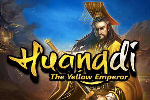logo huangdi the yellow emperor microgaming spilleautomat