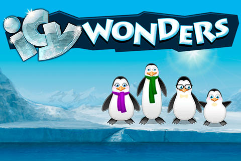 logo icy wonders netent spilleautomat