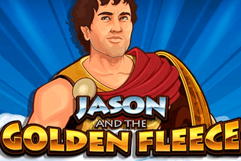 logo jason and the golden fleece microgaming spilleautomat