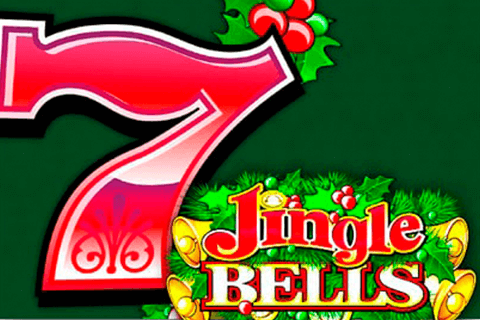 logo jingle bells microgaming spilleautomat
