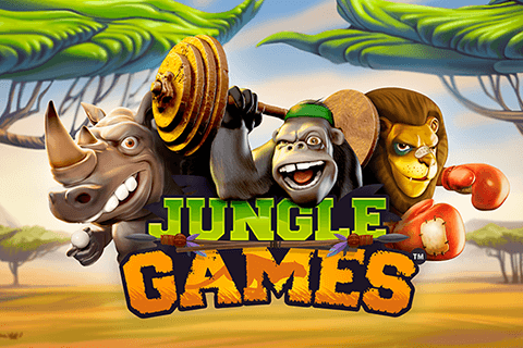 logo jungle games netent spilleautomat