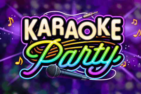 logo karaoke party microgaming spilleautomat