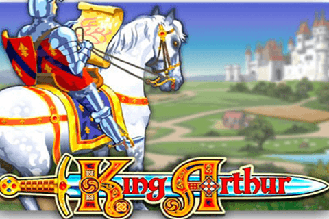 logo king arthur microgaming spilleautomat