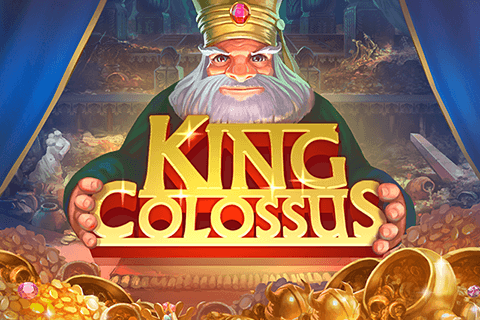 logo king colossus quickspin spilleautomat